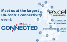 Excel To Exhibit At Connected Britain 2019