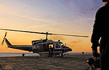 Advancements in military helicopter training