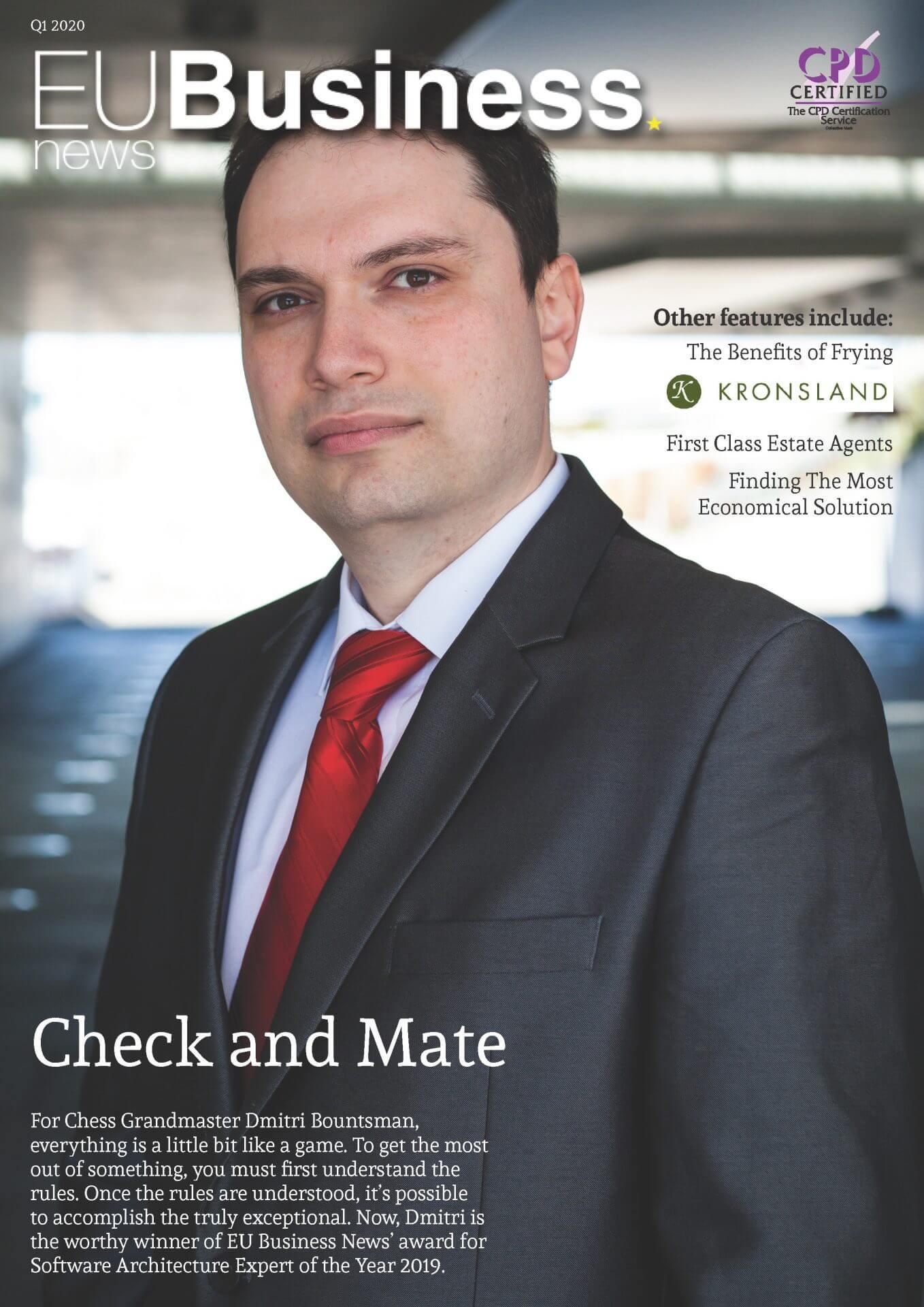 EU Business News Q1 2020 - Cover