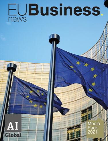 EU Business News Media Pack 2021 cover