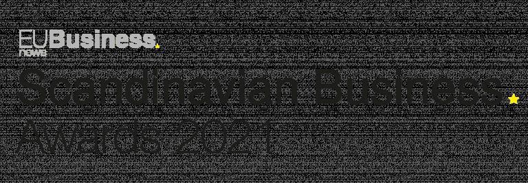 2021 Scandinavian Business Awards Logo