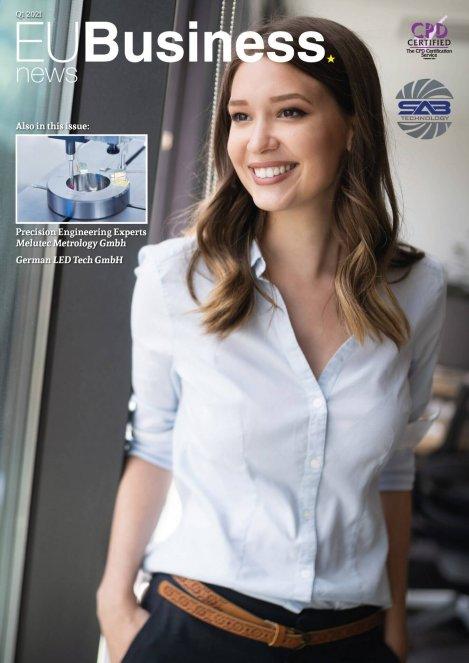 EU Business News Q1 2021 - Cover